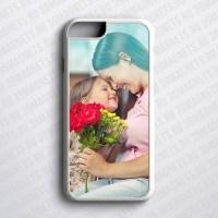 Чехол на Apple Iphone 6 с фото и надписью на заказ