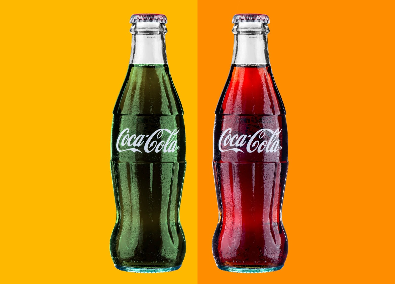 We Found The Truth About Coca Colas Color Does It