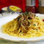 金スマ|和風きのこパスタの作り方レシピ(ヒロミの簡単レシピ)