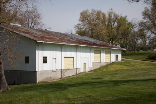 Camp Meeting Hall - opposite side