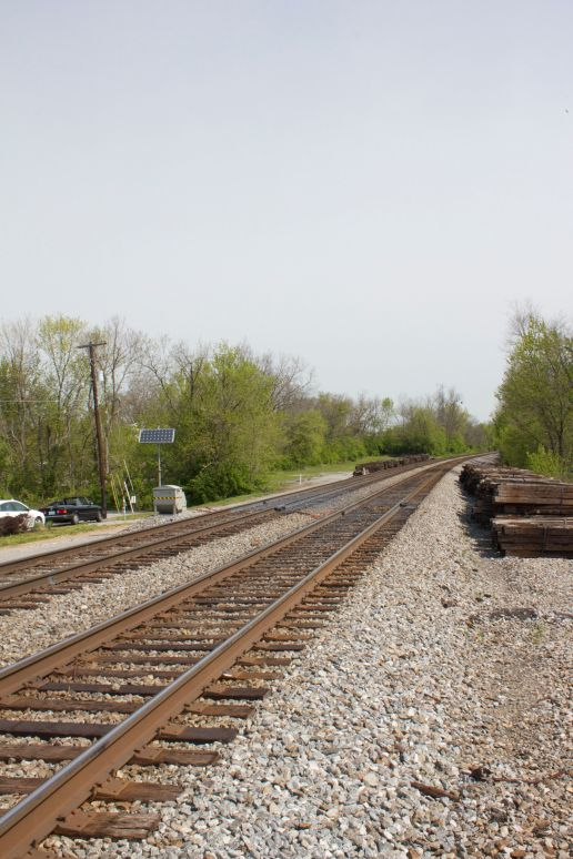 Tracks Down Town Wilmore 1