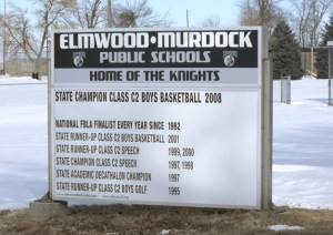Elmwood-Murdock High School