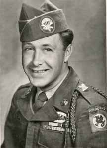 PFC Leo T. Tyrrell 1952, US Army Airborne
