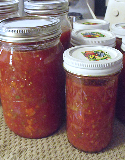 Mexican salsa recipe