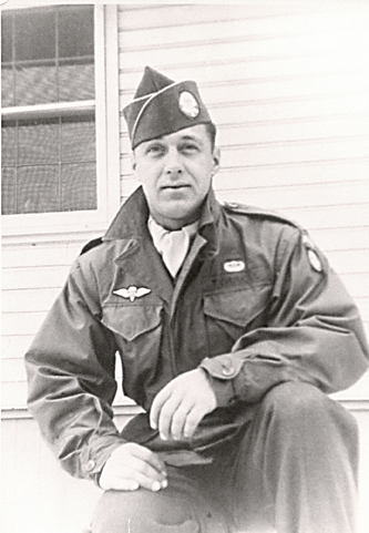 Private Leo Tyrrell, 82nd Airborne