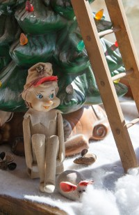 Large Elf on a Shelf