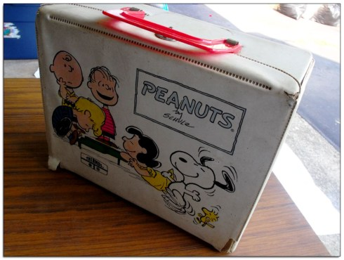 Peanuts Lunchbox from 1970's
