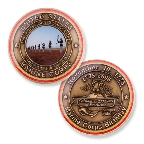 U.S. Marine Corps 2008 Marine Birthday Challenge Coin