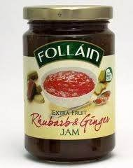 Follain Irish Rhubarb & Ginger Jam 370g