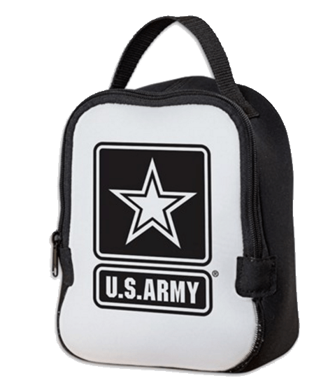 US Army lunch bag