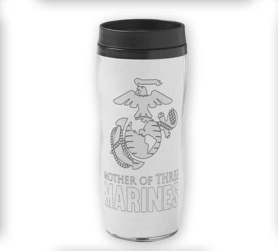 Mother of Three Marines gifts for Mom