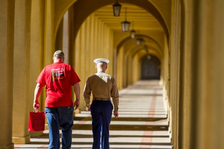USMC Graduation is the time for new beginnings for both Marines and their parents
