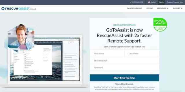 RescueAssist cover image