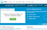 شرح a-ads لربح البيتكوين من مدونتك blogger و يقبل ترافيك hitleap و 10khits