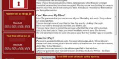 طريقة ازالة فيروس wanna decrypt