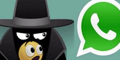 خطير طريقة التجسس على رسائل وصور  الواتساب بدون روت