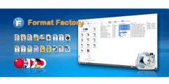 شرح مفصل لبرنامج format factory للمبتدئين ورابط مباشر لتحميله