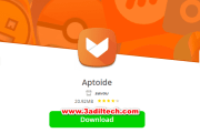 تحميل افضل متجر لتطبيقات الاندرويد (aptoide) مجانا
