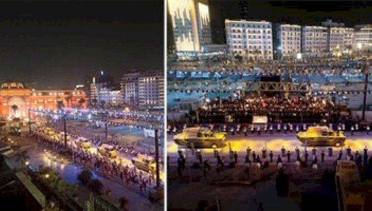 صحف-إيطاليا-عن-موكب-المومياوات:-شوارع-القاهرة-تحولت-لموقع-تصوير-لفيلم-مبهر