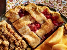 حلويات-دايت|-طريقة-تحضير-«فطيرة-الفواكه»