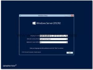 Windows Server 2012 R2 VL