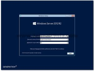 Windows Server 2012 R2 VL