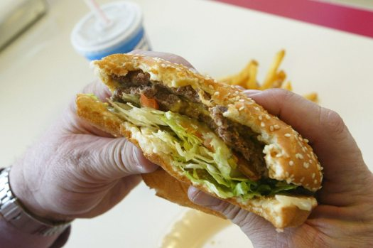 Americans Continue To Consume Beef Products Despite First Case Of Mad Cow Disease In US