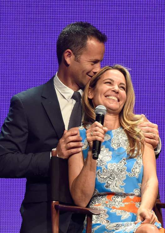 kirk cameron wife photo