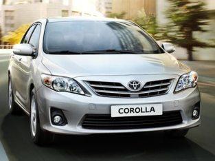 تويوتا كورولا 2012 للبيع