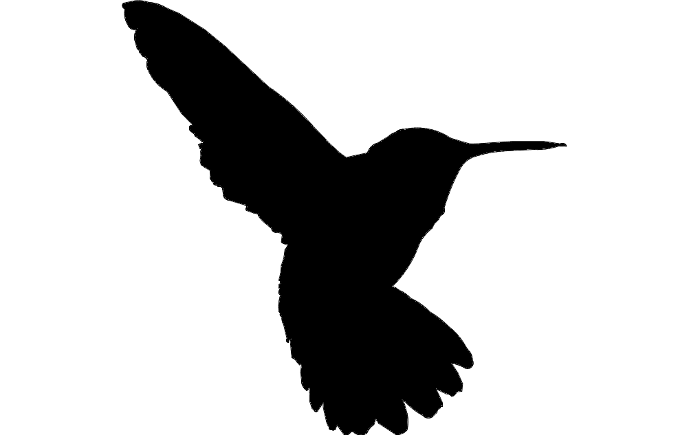 Humming Bird Dxf File Free Download 3axis Co