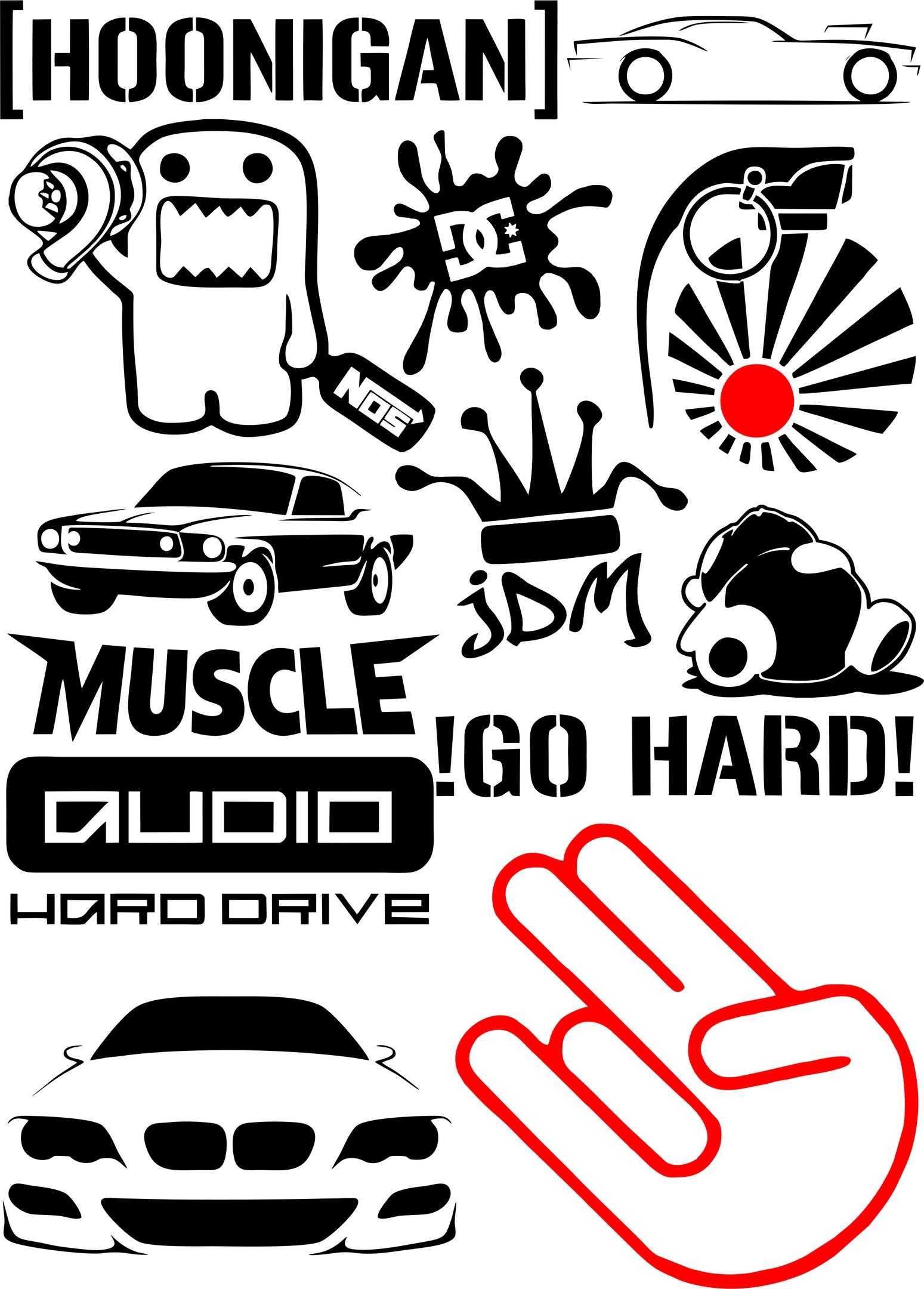Mar 31, 2021 your car is a major investment and you spend a ton of money maintaining it — oil cha. Vinyl stickers and badges Vector Pack Free Vector cdr