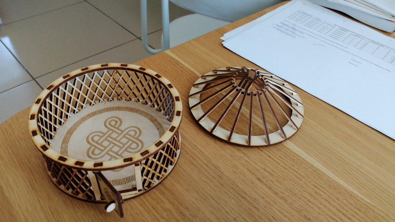 Laser Cut Yurt Dxf File Free Download 3axis Co