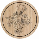 Laser Engraving Octopus Art For Cutting Board Free Vector Cdr Download 3axis Co