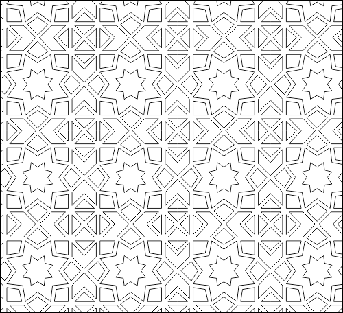 Geometric Pattern Dwg File Free Download 3axis Co