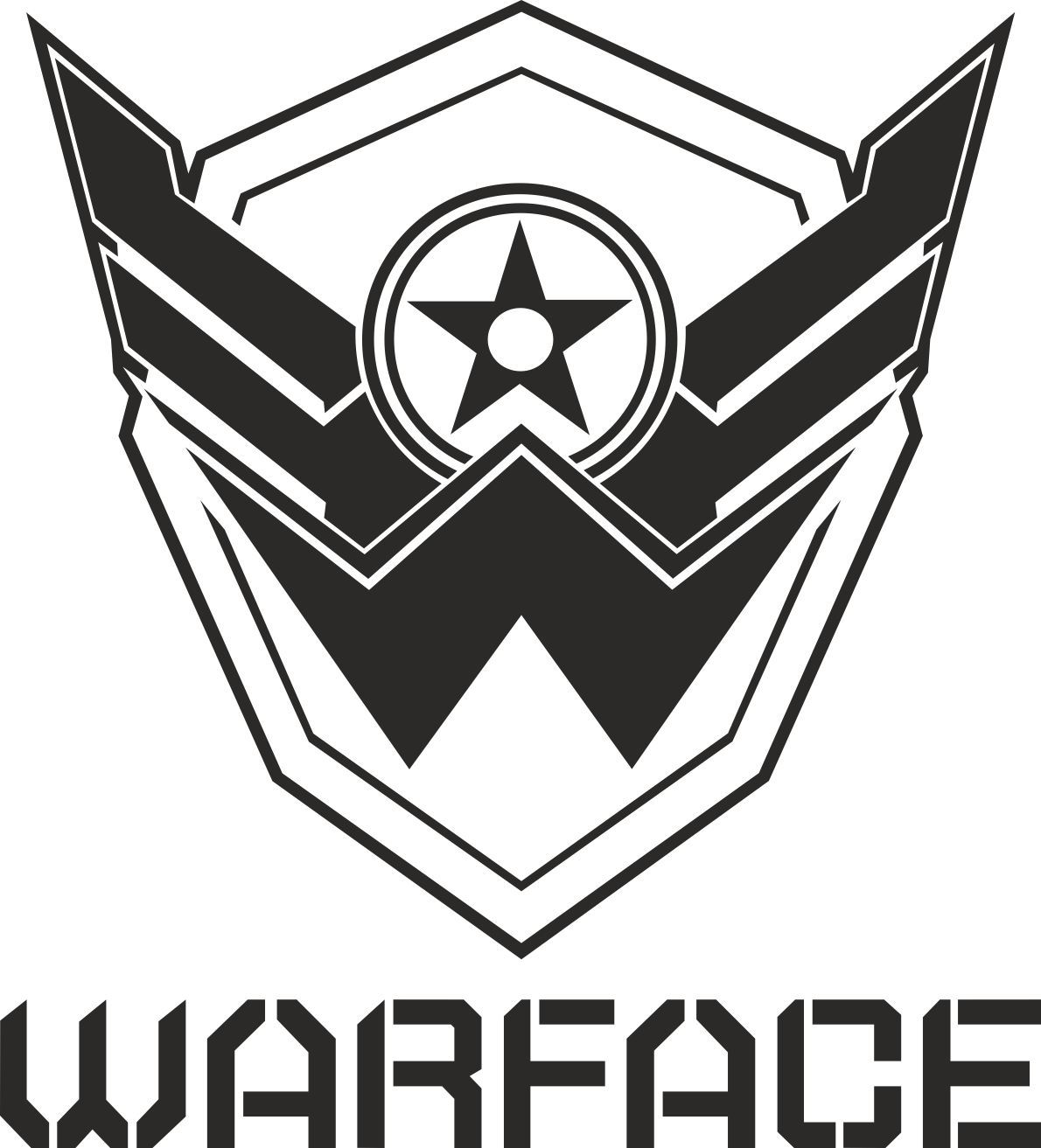 Warface Logo Vector Free Vector Cdr Download