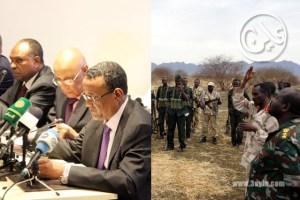 الإعلان عن مفاوضات غير رسمية مع استعدادت عسكرية لحرب الصيف