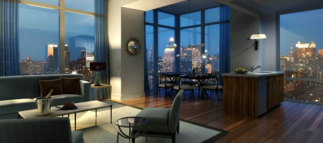 Travel New York City S Most Exclusive Apartments Jp