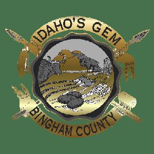 Bingham County Idaho Logo