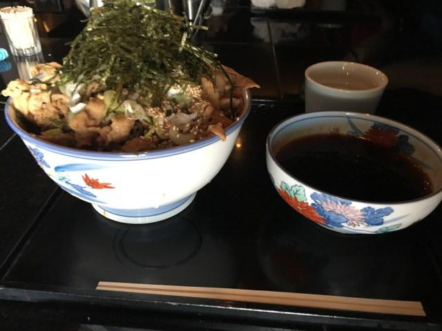 【蕎麦二郎】虎ノ門にあるそば処港屋 (MINATOYA、みなとや)は本当に二郎だったか?
