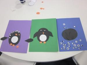 P is for Penguin 1 300x225 P is for Penguin {Preschool Homeschool}