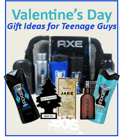 Valentine Gifts For Teenage Guys 3 Boys And A Dog