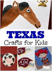 Texas Crafts for Kids