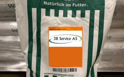 NYHET! BoVital® Rind Universal tilskuddsfòr 15kg.