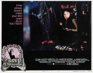 Silent Night Evil Night Black Christmas 1974 3B