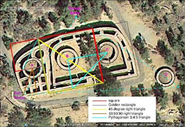 ASU científico encuentra geometría avanzada ningún secreto para arquitectos prehistóricos en sudoeste de los EEUU