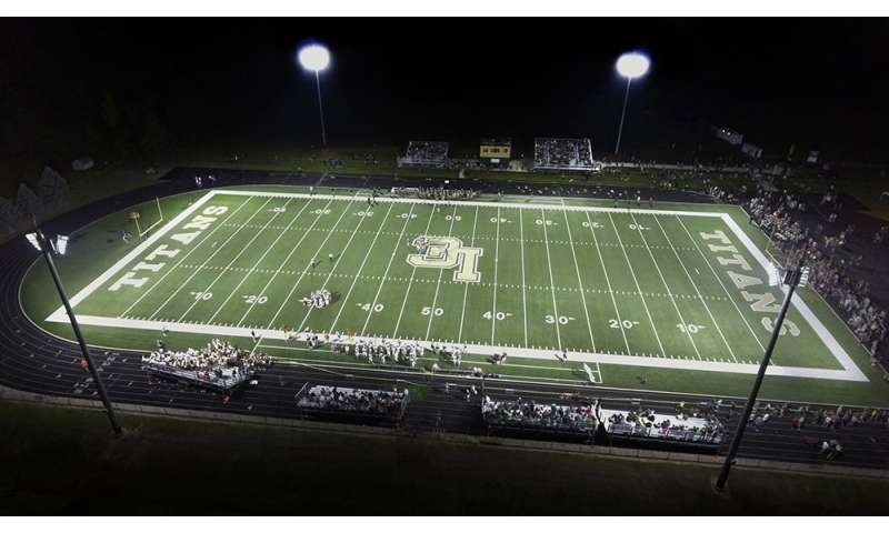 DAAP grad puts 'design doing' into action with new sports lighting system