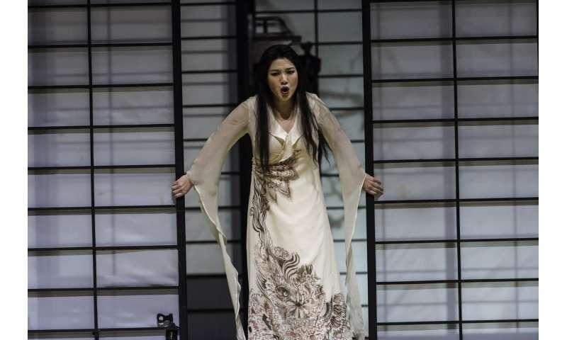 Latest virtual reality technology makes opera even more magical