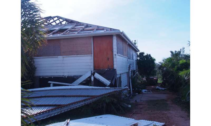 Building codes not enough to protect homes against water damage in severe storms