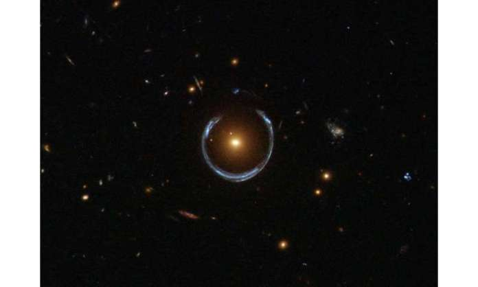 Einstein proved right in another galaxy