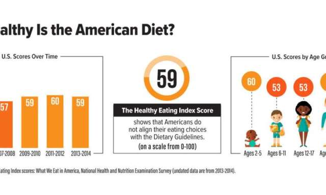 How healthy is the American diet? The Healthy Eating Index helps determine the answer